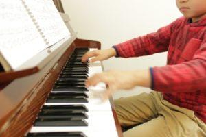 男の子 ピアノ