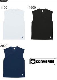 メンズ ノースリーブシャツ