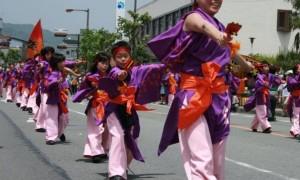 相生ペーロン祭 パレード