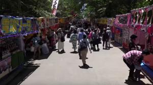 北海道神宮例祭 札幌まつり 露店