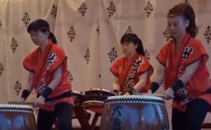 富山 山王祭 太鼓