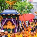 北海道神宮例祭(札幌まつり)2017の日程。中島公園の営業時間は?