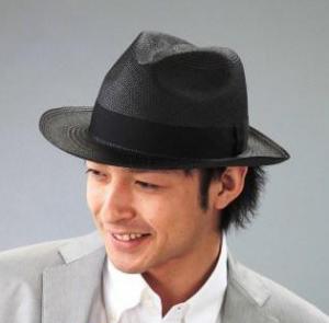 メンズ パナマ帽