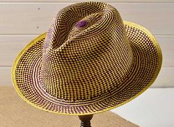 おしゃれ パナマ帽