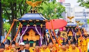 札幌まつり 神輿渡御