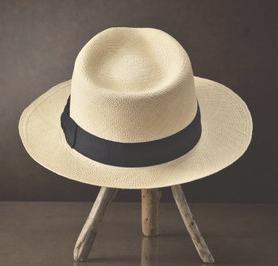 パナマ帽 オメロオルテガ