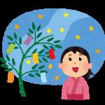 七夕飾りの短冊で願い事の書き方。おもしろい願い事でもOK!