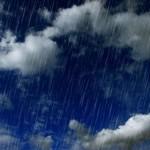 にわか雨・通り雨・驟雨の意味と違い。ゲリラ豪雨や夕立は?