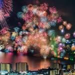 琵琶湖花火大会おすすめのホテル、レストラン、クルーズ。