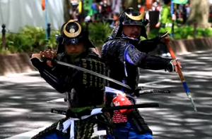 仙台青葉祭り 武者行列