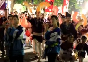 仙台青葉祭り 総踊り