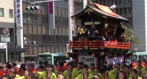 仙台青葉祭り 山車