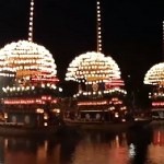 尾張津島天王祭2019の日程!【宵祭・朝祭】花火は?桟敷席や駐車場は?