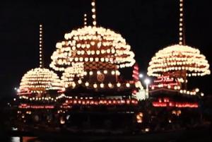 尾張津島天王祭 まきわら船