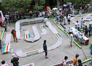 横浜開港祭 ミニ四駆MMグランプリ