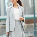 女性 スーツ スカート