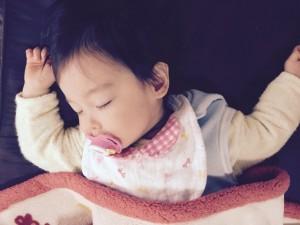 お昼寝 赤ちゃん