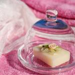 キュート!デコパージュ石鹸の簡単な作り方。材料や作成時間は?