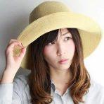 紫外線対策 帽子