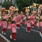 山形花笠まつり2017の日程とゲスト。パレードの見どころは?