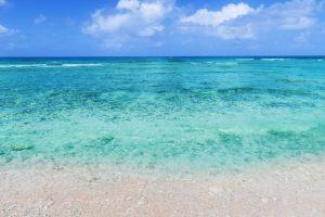 きれいな海と海辺
