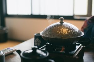旅館 部屋食 鍋
