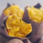 ホカホカ美味しい!安納芋の上手な焼き方と食べ方。カロリーは?