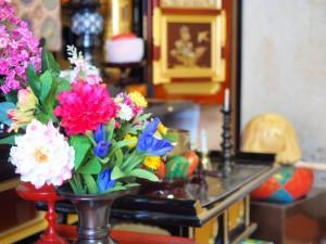 お盆 仏壇