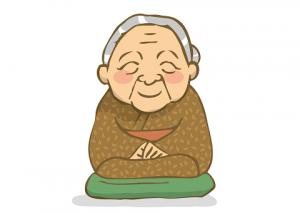 年寄り 女性
