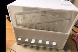 手作り 自動分別貯金箱