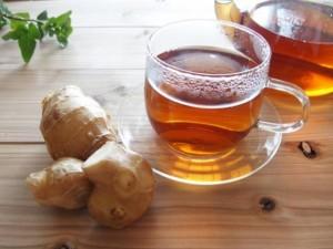 生姜 お茶