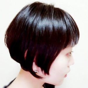 女性 髪型 ショート