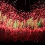 赤川花火大会2019の日程と穴場スポット!有料観覧席や駐車場は?