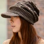 ニット帽レディースコーデ!秋冬におすすめの被り方や着こなし
