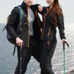 登山 ファッション