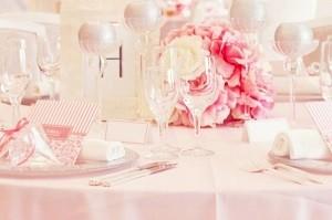 結婚式 席