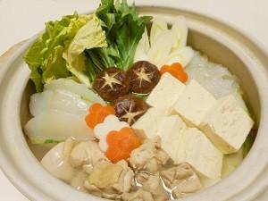 寄せ鍋 豆腐