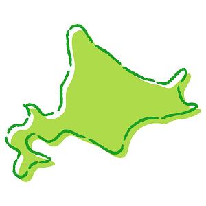 北海道 イラスト