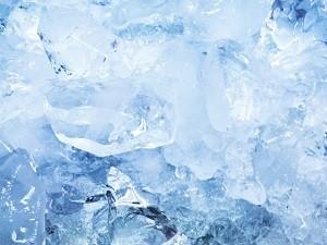 氷 暑い日