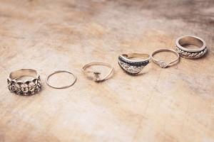 指輪 おしゃれ