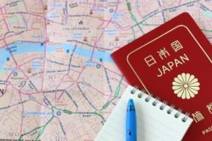 地図 パスポート