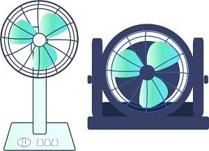 扇風機 サーキュレーター