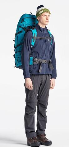 登山ファッション メンズ