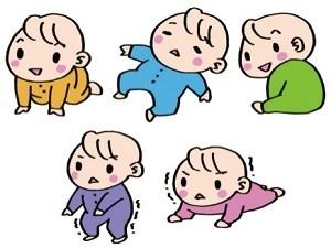 赤ちゃん 出産