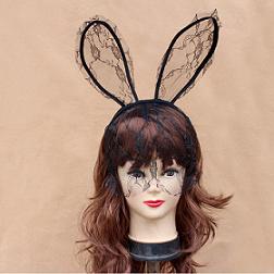 ウサギの耳 バニーガール