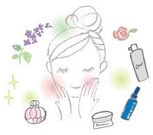 香水 種類 付け方