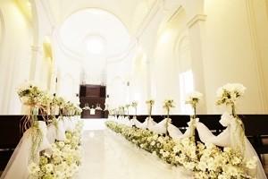チャペル 結婚式