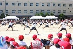 小学生 運動会 ダンス