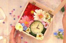 花時計 敬老の日