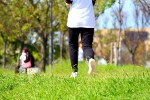 ジョギング 公園